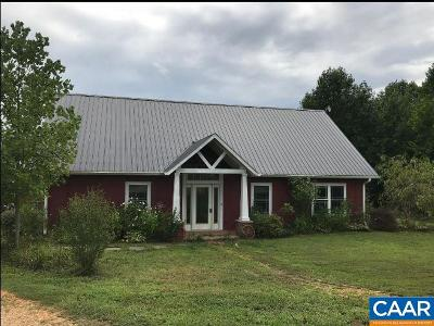 Nelson County Single Family Home For Sale: 8497 Laurel Rd