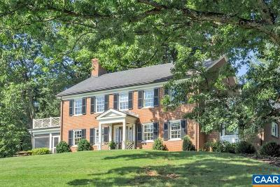 Albemarle County Single Family Home For Sale: 105 Bedford Pl