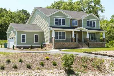 Rockingham VA Single Family Home For Sale: $669,000