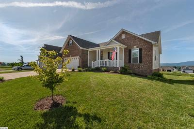 Augusta County Single Family Home For Sale: 10 Mahogany Dr
