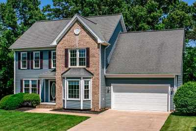 Harrisonburg Single Family Home For Sale: 1520 Apple Ridge Ct