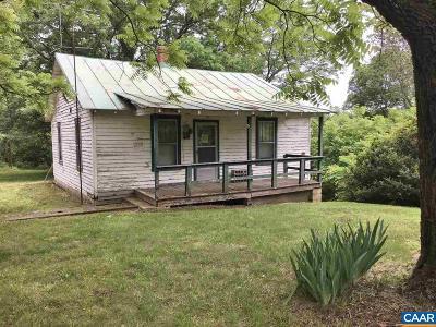 Lots & Land For Sale: 9765 B Rockfish Gap Tpke