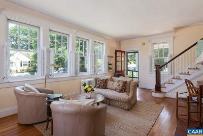 Charlottesville Single Family Home For Sale: 421 NE 4th St
