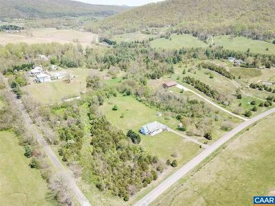 Lots & Land For Sale: 1026c Rosebrook Rd