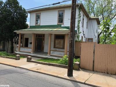 Multi Family Home For Sale: 908 W Beverley St