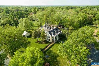 Albemarle County Single Family Home For Sale: 3555 Keswick Rd