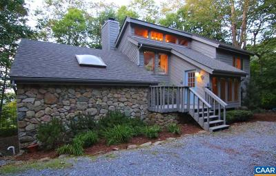 Single Family Home For Sale: 119 East Catoctin Dr