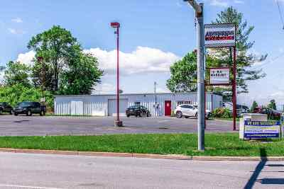 Harrisonburg Commercial For Sale: 1370 North Main St