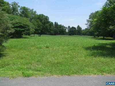 Nelson County Lots & Land For Sale: 94 Windthistle Ct
