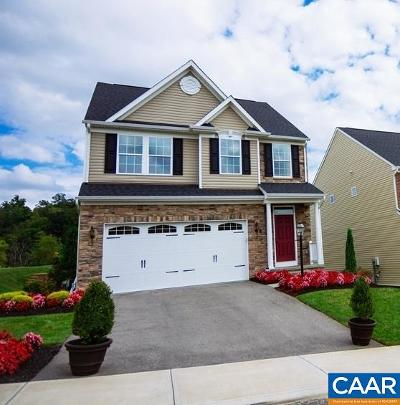 Albemarle County Single Family Home For Sale: 56 Delphi Ln