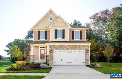 Albemarle County Single Family Home For Sale: 3 Delphi Ln