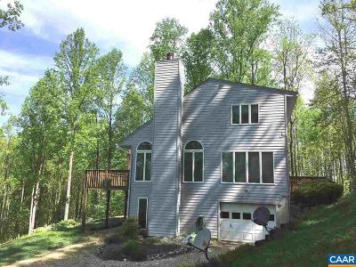 Single Family Home For Sale: 271 Hager Ln