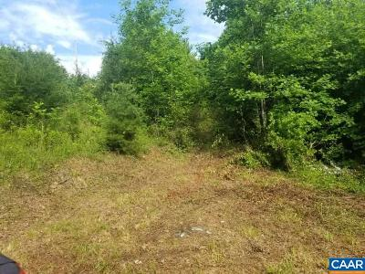 Nelson County Lots & Land For Sale: Glade Rd