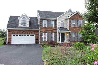 Waynesboro Single Family Home For Sale: 145 Ana Marie Blvd