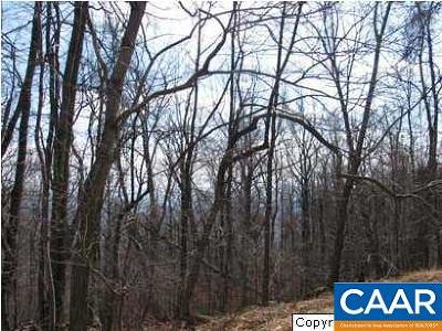 Nelson County Lots & Land For Sale: 1663 Crawfords Climb