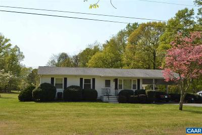 Single Family Home For Sale: 244 Duff Ln