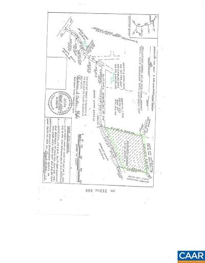 Buckingham County Lots & Land For Sale: Beagle Ln