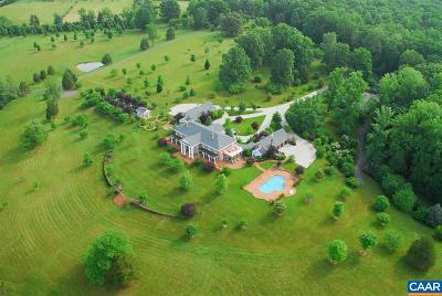 Albemarle County Single Family Home For Sale: 741 Woodlands Rd
