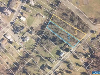 Charlottesville County Lots & Land For Sale: 207 Hartmans Mill Rd