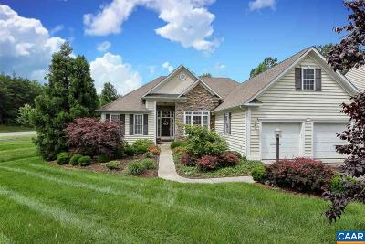 Zion Crossroads Single Family Home For Sale: 15 Mossy Creek Ct