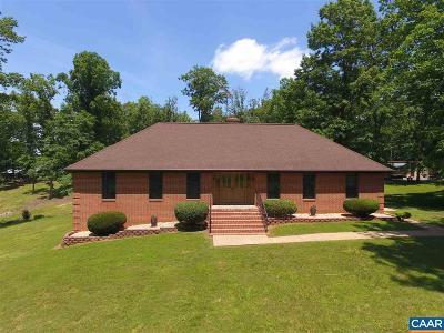 Orange County Single Family Home For Sale: 5503 Blue Run Rd