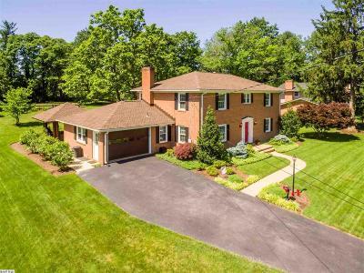 Waynesboro Single Family Home For Sale: 741 Gwynne Ave