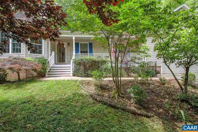 Fluvanna County Single Family Home For Sale: 12 Whippoorwill Ln