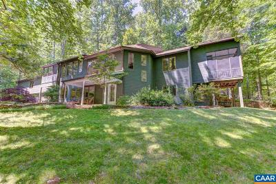 Single Family Home For Sale: 136 Foothills Dr