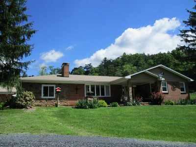 Rockingham County Single Family Home For Sale: 20548 Bennett Run Rd