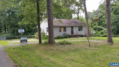 Louisa County Single Family Home For Sale: 200 W 7th St