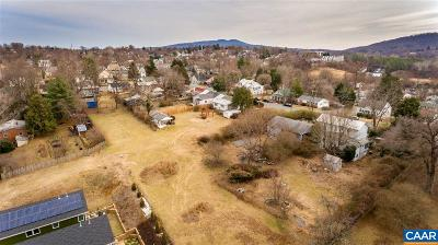 Charlottesville County Lots & Land For Sale: Green St