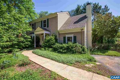 Forest Lakes, Hollymead Single Family Home For Sale: 2880 Hollymead Dr N