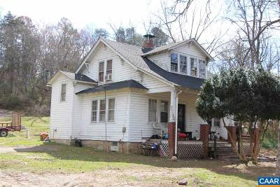 Albemarle County Single Family Home For Sale: 3095 Boatwright Ln