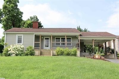 Staunton Single Family Home For Sale: 830 New Hope Rd