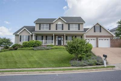 Harrisonburg Single Family Home For Sale: 161 Leonard Ct