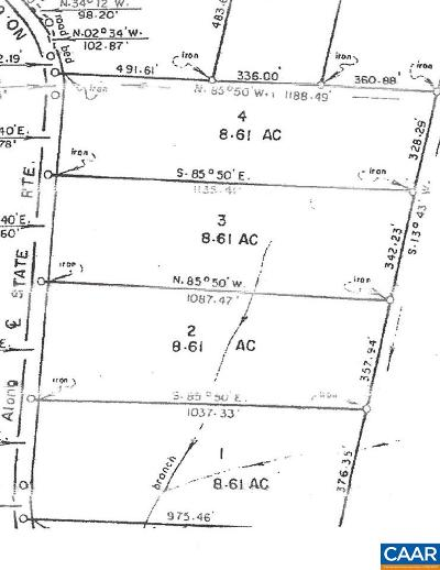 Buckingham County Lots & Land For Sale: 652 NW Cobb Rd