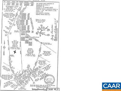 Buckingham County Lots & Land For Sale: Lot B NW Fork Rd