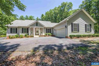 Fluvanna County Single Family Home For Sale: 84 Kestrel Ln