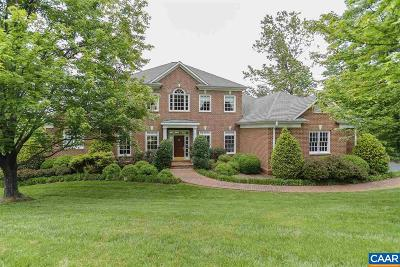 Albemarle County Single Family Home For Sale: 1263 Thistle Down
