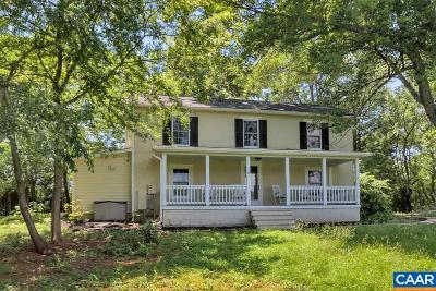 Albemarle County Single Family Home For Sale: 6305 Turkey Sag Rd