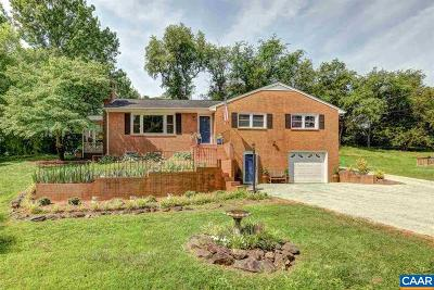 Albemarle County Single Family Home For Sale: 1425 Birchwood Dr