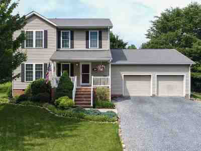 Rockingham County Single Family Home For Sale: 127 Fort Rd