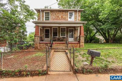 Belmont Single Family Home For Sale: 909 Belmont Ave