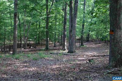 Charlottesville Lots & Land For Sale: X Sutlers Rd