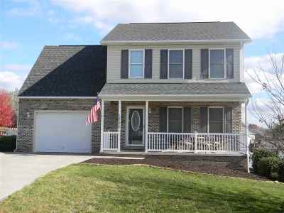 Rockingham County Single Family Home For Sale: 14790 Justice Crossing