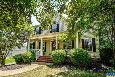 Crozet Single Family Home For Sale: 256 Grayrock Dr
