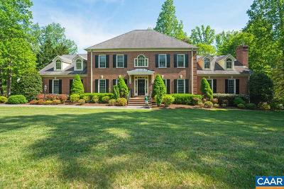 Albemarle County Single Family Home For Sale: 1349 Queenscroft