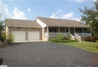 Augusta County Single Family Home For Sale: 254 Kiddsville Rd