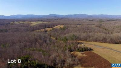 Lots & Land For Sale: 8 Frays Ridge Crossing