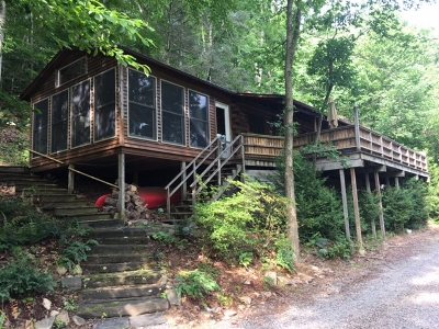 Single Family Home For Sale: 935 River Lodge Rd
